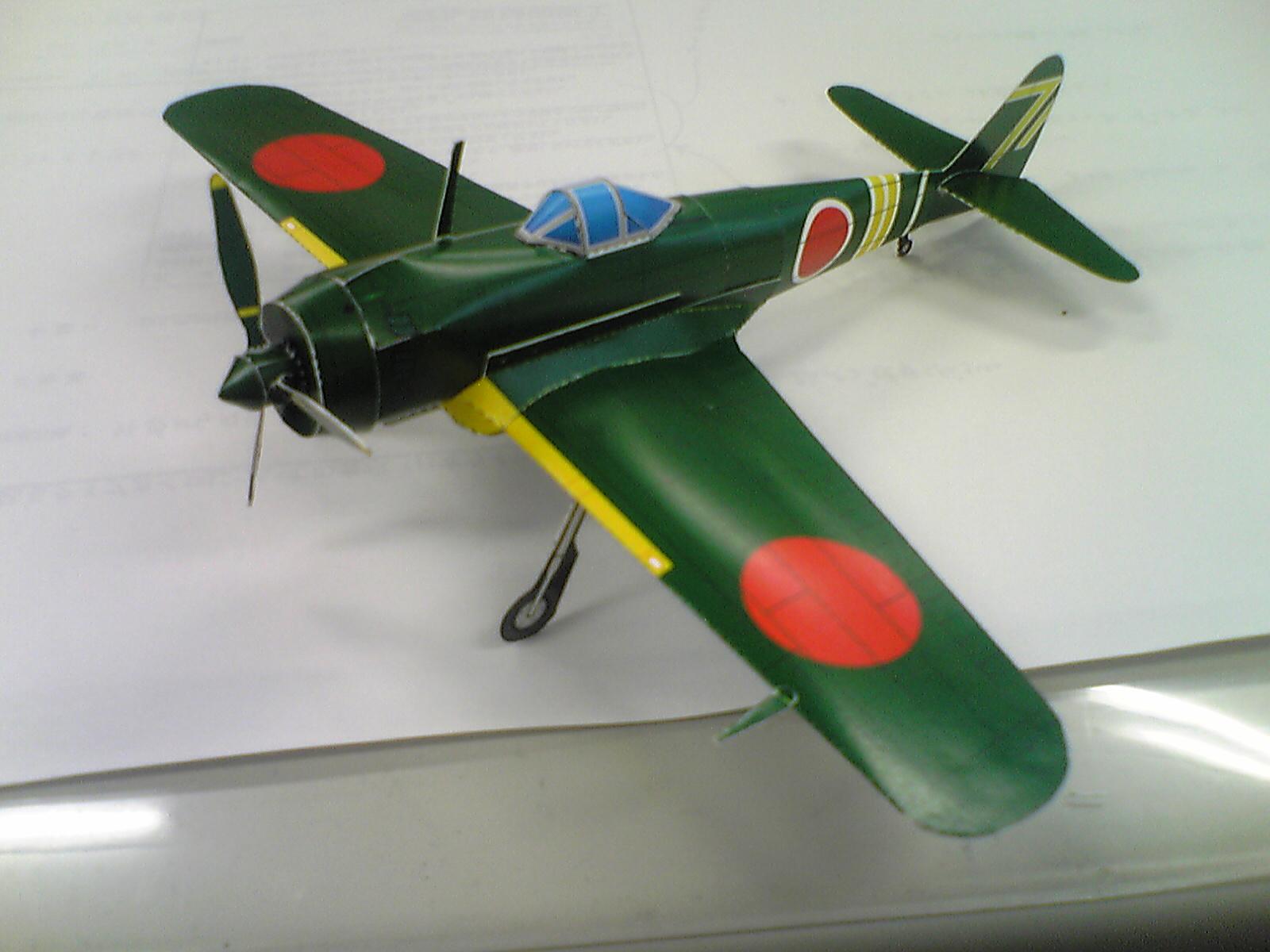 一式戦闘機の画像 p1_37